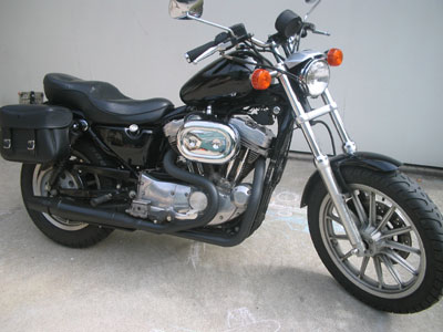Harley Davidson Sportster