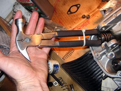 BSA A65 Lightning Motorcycle Engine